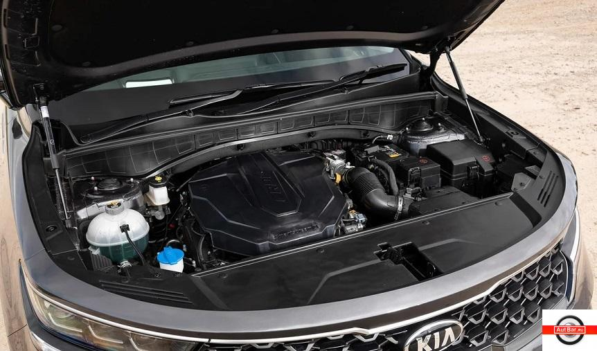 Технические характеристики KIA Новый Sorento 2019-2021 - габариты и размеры, объем багажника, клиренс и расход топлива KIA
