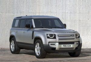 Ленд Ровер Дефендер (Land Rover Defender) 2022 110 D200 2.0 200 л.с, P400 3.0 400 л.с, D250 3.0 249 л.с и 508PS 5.0 525 л.с – настоящий английский внедорожник