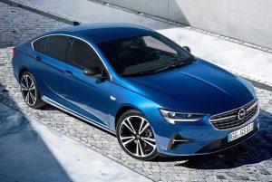 Опель Инсигния (Opel Insignia) 2021/2022 A20DTH 2.0 CDTI 170 л.с и A20DTR 2.0 CDTI 210 л.с – немецкий лифтбек с душой седана