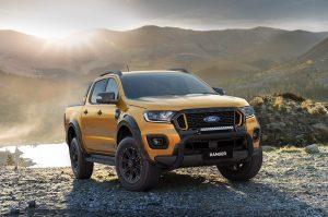 Форд Рейнджер Вилдтрак (Ford Ranger Wildtrak) 2021/2022 T6 2.0 TDCi 213 л.с – образцовый конкурент Джак Т8 Про