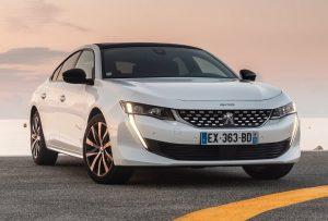 Пежо 508 (Peugeot 508) 2021/2022 DV5RC 1.5 HDI 130 л.с, DW10FC 2.0 HDI 160/180 л.с и EP6FDTM 1.6 T-GDI 180/225 л.с – французский конкурент Киа К5