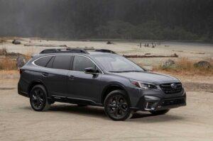 Субару Аутбек (Subaru Outback) 2021/2022 BT FB25B 2.5 MPI 188 л.с – достойный конкурент Ауди А6 Олроуд