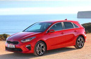 Киа Сид (Kia Ceed) 2021/2022 CD G4LD 1.4 T-GDI 140 л.с и G4FC 1.6 MPI 128 л.с - конкурент Форд Фокус по цене Хендай i30