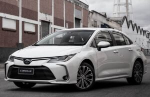 Тойота Королла (Toyota Corolla) 2021/2022 E210 1ZR-FE 1.6 MPI 122 л.с – конкурент Хендай Элантра по цене Шкода Октавия